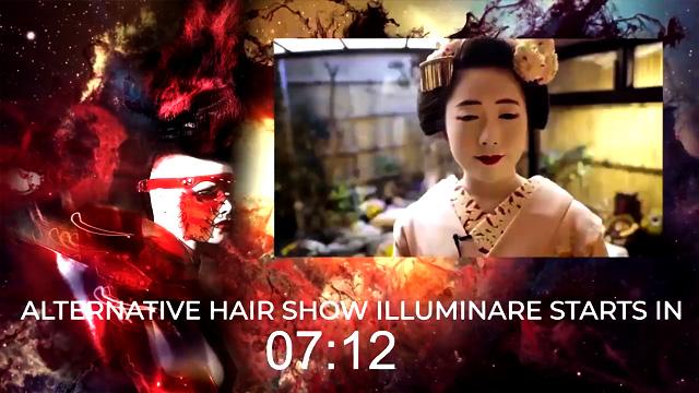 ALTERNATIVE HAIR SHOW 2021  - VIDEO 8