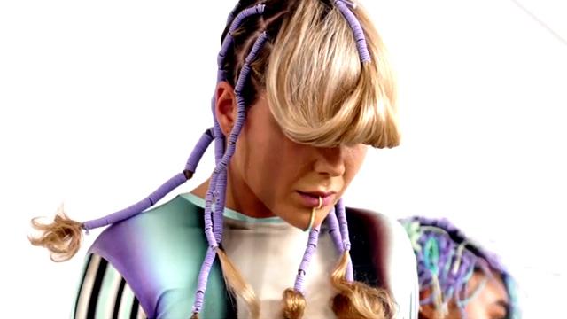 ALTERNATIVE HAIR SHOW 2021  - PETRA MECHUROVA
