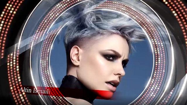 Hairfashion Moda Capelli. Collezioni Tagli Capelli. Acconciature - video 4