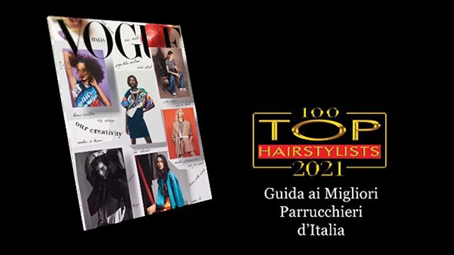 Scopri su Vogue i nomi pubblicati sulla Top Hairstylists 2021